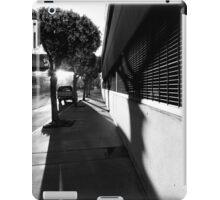 City And Shadow iPad Case/Skin