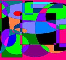 Colors in Spring by BingoStar
