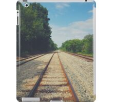 Long Railroad iPad Case/Skin