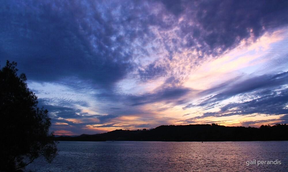 last light.... by gail woodbury