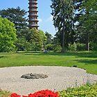 The Pagoda at Kew by RedHillDigital