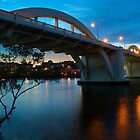 William Jolly Bridge by Steven  Lippis