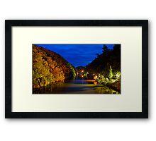 Cataract Gorge, Launceston,TAS Framed Print