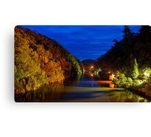Cataract Gorge, Launceston,TAS Canvas Print