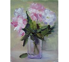 Still life floral Photographic Print