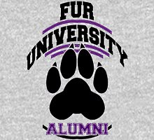 FUR UNIVERSITY -purple- Unisex T-Shirt