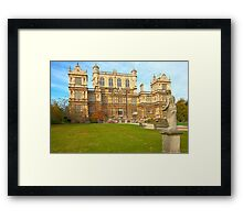 Wollaton Hall (Nottinghamshire) Framed Print