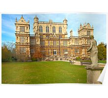 Wollaton Hall (Nottinghamshire) Poster