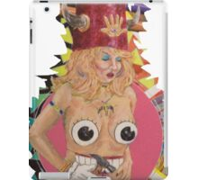 She of the highest order of Gonzo  iPad Case/Skin