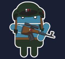 Rogue Trooper - 2000 A[ndroi]D (No Text) Kids Tee
