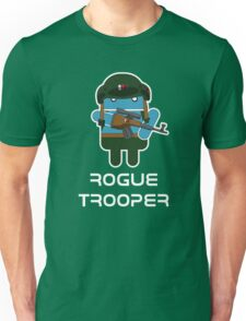 Rogue Trooper - 2000 A[ndroi]D Unisex T-Shirt