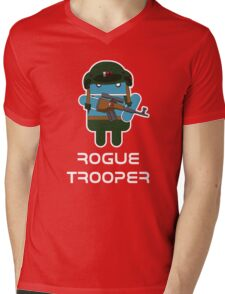 Rogue Trooper - 2000 A[ndroi]D Mens V-Neck T-Shirt
