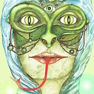 The Snake King by Helena Wilsen - Saunders