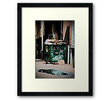 Beauty in Reflection Framed Print