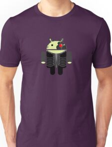 2 of 9 DroidBorg Unisex T-Shirt