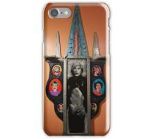 Warhol Shrine  iPhone Case/Skin