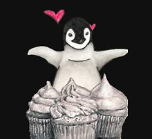 For the penguin and cupcake lover Hoodie