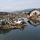 JAPAN Earthquake, Tsunami scars (13) by yoshiaki nagashima