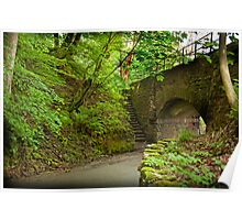 The Lane Under the Bridge Poster