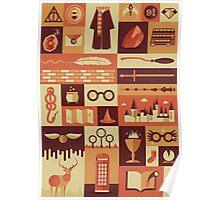Accio Items Poster