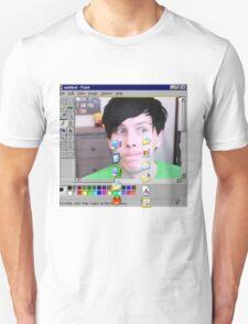 Crying Amazingphil T-Shirt