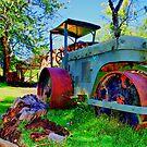 Old Machine by Daidalos
