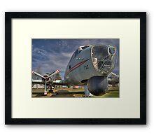 CP-107 Argus Framed Print