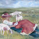 Sweet Sleep at Noon by Marie Theron