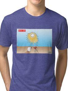Rock God Tri-blend T-Shirt