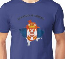 Kosovo is Serbia/Kosovo je Srbija Unisex T-Shirt