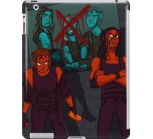 Betrayal of Brothers iPad Case/Skin