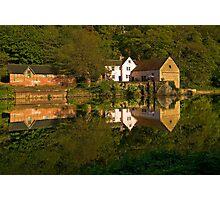 Durham Mill Photographic Print