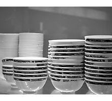 Stacked II Photographic Print