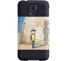 Morty Star Wars I version Samsung Galaxy Case/Skin