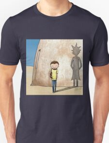 Morty Star Wars I version T-Shirt