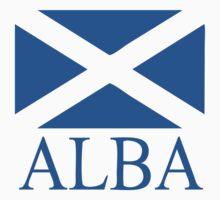 Alba (Scotland) by stuwdamdorp
