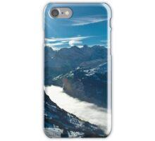 Mannlichen Winter Scene iPhone Case/Skin