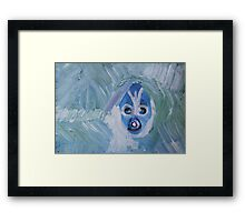Nothing Is Foreign Framed Print