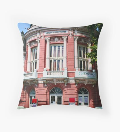 Drama theatre Throw Pillow