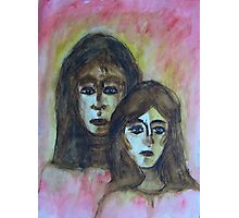 My Mother, My Self Photographic Print