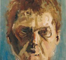 Self Portrait 11 (1996) by Josh Bowe