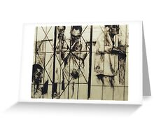 Russian Asylum (Group Study) Greeting Card