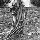Jesus Walking on Water by W. H. Dietrich