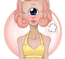 Bubblegum Cyclops by SamCoutts