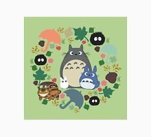 Green Totoro Wreath - My Neighbor Totoro T-Shirt