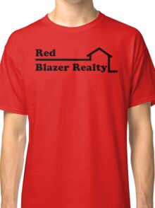 Red Blazer Realty Classic T-Shirt