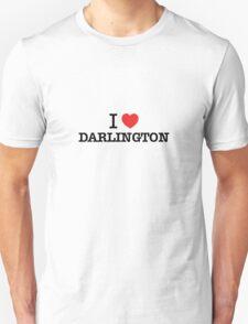 I Love DARLINGTON T-Shirt