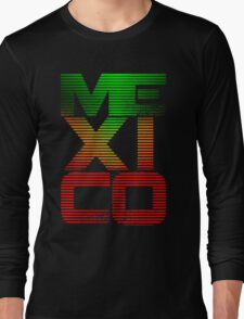 Mexico Long Sleeve T-Shirt