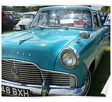 Ford Zephyr Poster