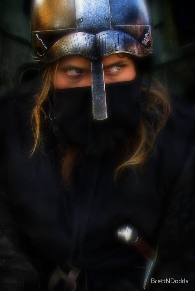 Knight by BrettNDodds